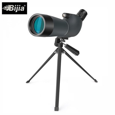 BIJIA 20 - 60 x 60mm Zoom Monocular with Triangle Support
