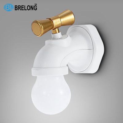 BRELONG Voice Control Faucet Shape Night Lamp