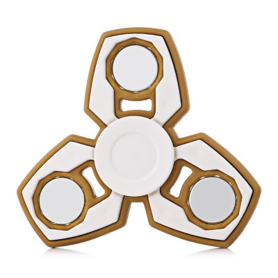 Tri-blade Colorful Fidget Spinner Stress Reliever ToyFidget Spinners<br>Tri-blade Colorful Fidget Spinner Stress Reliever Toy<br><br>Center Bearing Material: Stainless Steel Bearing<br>Package Contents: 1 x Fidget Spinner<br>Package size (L x W x H): 12.00 x 8.00 x 8.00 cm / 4.72 x 3.15 x 3.15 inches<br>Package weight: 0.0600 kg<br>Product size (L x W x H): 6.00 x 6.00 x 1.20 cm / 2.36 x 2.36 x 0.47 inches<br>Product weight: 0.0250 kg<br>Swing Numbers: Tri-Bar<br>Type: Triple Blade