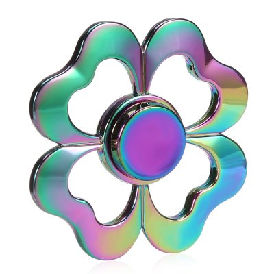 Quad Bar Four-leaf Clover Fidget Spinner Anxiety ToyFidget Spinners<br>Quad Bar Four-leaf Clover Fidget Spinner Anxiety Toy<br><br>Frame material: Zinc Alloy<br>Outside Bearing Material: Stainless Steel<br>Package Contents: 1 x Quad Bar Four-leaf Clover Metal Fidget Spinner<br>Package size (L x W x H): 10.00 x 10.00 x 5.00 cm / 3.94 x 3.94 x 1.97 inches<br>Package weight: 0.1050 kg<br>Product size (L x W x H): 6.50 x 6.50 x 1.50 cm / 2.56 x 2.56 x 0.59 inches<br>Product weight: 0.0610 kg<br>Swing Numbers: Quad Bar<br>Type: Rainbow, Quad  Blade