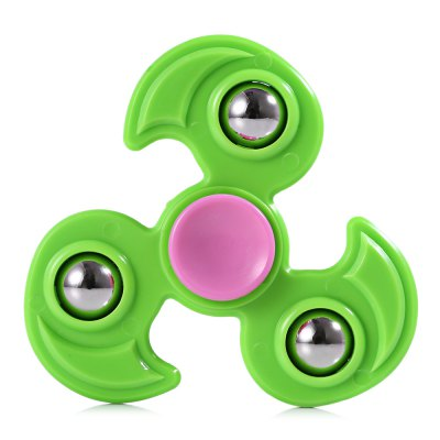 Tri-bar Fire Wheel Steel Ball Fidget Spinner Stress Relief ToyFidget Spinners<br>Tri-bar Fire Wheel Steel Ball Fidget Spinner Stress Relief Toy<br><br>Center Bearing Material: Stainless Steel Bearing<br>Frame material: ABS<br>Package Contents: 1 x Hand Spinner<br>Package size (L x W x H): 10.00 x 10.00 x 3.00 cm / 3.94 x 3.94 x 1.18 inches<br>Package weight: 0.0400 kg<br>Product size (L x W x H): 8.00 x 8.00 x 1.20 cm / 3.15 x 3.15 x 0.47 inches<br>Type: Fire Wheel, Steel Ball, Triple Blade