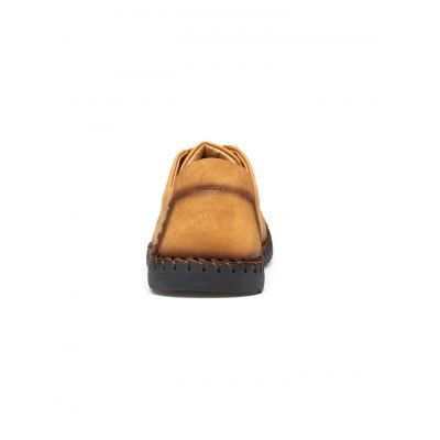 Microfiber Leather Casual Men ShoesCasual Shoes<br>Microfiber Leather Casual Men Shoes<br><br>Contents: 1 x Pair of Shoes<br>Materials: Leather, Mesh, Microfiber, Rubber<br>Occasion: Daily, Casual<br>Package Size ( L x W x H ): 33.00 x 22.00 x 11.00 cm / 12.99 x 8.66 x 4.33 inches<br>Package Weights: 0.72kg<br>Seasons: Autumn,Spring,Summer<br>Style: Comfortable, Leisure<br>Type: Casual Shoes