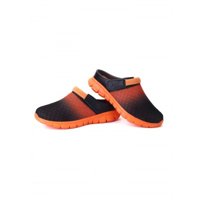 Outdoor Cool Summer Beach Men SlippersMens Slippers<br>Outdoor Cool Summer Beach Men Slippers<br><br>Contents: 1 x Pair of Shoes<br>Materials: PU, Rubber<br>Occasion: Casual<br>Package Size ( L x W x H ): 31.00 x 11.00 x 9.50 cm / 12.2 x 4.33 x 3.74 inches<br>Package Weights: 0.360kg<br>Seasons: Autumn,Spring,Summer<br>Style: Leisure, Fashion, Comfortable<br>Type: Slippers