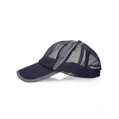 Mesh Breathable Baseball CapMens Hats<br>Mesh Breathable Baseball Cap<br><br>Circumference: 53-60cm<br>Contents: 1 x Baseball Hat<br>Depth: 9.5cm<br>Gender: Men,Women<br>Material: Cotton<br>Package size (L x W x H): 14.00 x 26.00 x 4.00 cm / 5.51 x 10.24 x 1.57 inches<br>Package weight: 0.1000 kg<br>Product weight: 0.0600 kg<br>Style: Casual<br>Type: Baseball Cap