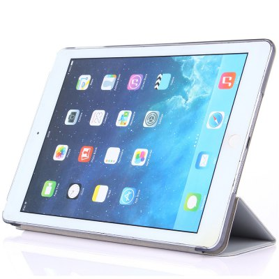 ASLING PC Cover Back Case for iPad AiriPad Cases/Covers<br>ASLING PC Cover Back Case for iPad Air<br><br>Brand: ASLING<br>Compatible for Apple: iPad 5, iPad Air<br>Features: Full Body Cases<br>Material: PC, PU Leather<br>Package Contents: 1 x Protective Case<br>Package size (L x W x H): 24.50 x 17.50 x 0.60 cm / 9.65 x 6.89 x 0.24 inches<br>Package weight: 0.1880 kg<br>Product size (L x W x H): 24.00 x 17.30 x 0.50 cm / 9.45 x 6.81 x 0.2 inches<br>Product weight: 0.1360 kg<br>Style: Solid Color