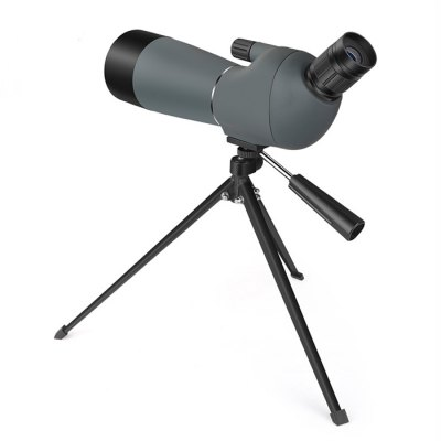 BIJIA 20 - 60 x 60mm Zoom Monocular with Triangle SupportBinoculars and Telescopes<br>BIJIA 20 - 60 x 60mm Zoom Monocular with Triangle Support<br><br>Amplification Factor: 20 - 60X<br>Brand: BIJIA<br>Close Focus Distance: 5m<br>Coating Film: FMC<br>Exit pupil diameter: 3.2 - 1.1mm<br>Exit pupil distance: 17 - 13.5mm<br>Features: Waterproof, Anti-fog, Adjustable focus<br>Field of view: 86 - 43ft / 1000yds, 19 - 38m / 1000m<br>Focusing System: ZOOM Stretch<br>For: Bird watching, Horse racing, Astronomy, Theater<br>Objective Lens (mm) : 60mm<br>Optical Material: BAK-4<br>Package Contents: 1 x BIJIA Monocular, 1 x Triangle Support, 1 x Storage Bag, 1 x Cleaning Cloth, 1 x English User Manual<br>Package size (L x W x H): 39.00 x 10.00 x 18.50 cm / 15.35 x 3.94 x 7.28 inches<br>Package weight: 0.8900 kg<br>Prism System: Porro System<br>Product size (L x W x H): 34.00 x 7.80 x 14.00 cm / 13.39 x 3.07 x 5.51 inches<br>Product weight: 0.6400 kg<br>Type: Monocular Telescope