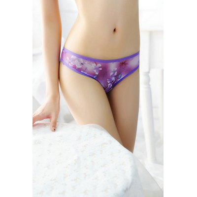 Sexy Floral Pattern Panties T-backBottoms<br>Sexy Floral Pattern Panties T-back<br><br>Material: Polyamide, Spandex<br>Package Contents: 1 x Briefs<br>Package size: 15.00 x 15.00 x 2.00 cm / 5.91 x 5.91 x 0.79 inches<br>Package weight: 0.0410 kg<br>Product weight: 0.0200 kg