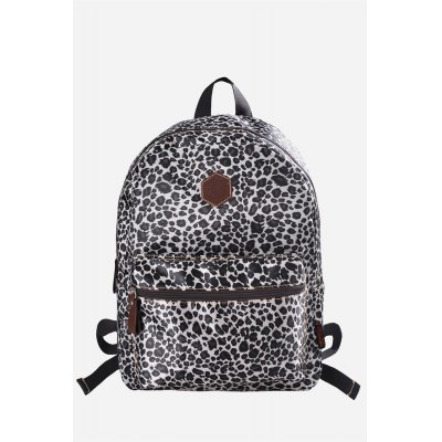 Douguyan Female Leisure Leopard Print 14L BackpackWomens Bags<br>Douguyan Female Leisure Leopard Print 14L Backpack<br><br>Brand: Douguyan<br>Package Size(L x W x H): 29.00 x 16.00 x 41.00 cm / 11.42 x 6.3 x 16.14 inches<br>Package weight: 0.5500 kg<br>Packing List: 1 x Douguyan Backpack<br>Product Size(L x W x H): 28.00 x 15.00 x 40.00 cm / 11.02 x 5.91 x 15.75 inches<br>Product weight: 0.4200 kg<br>Style: Casual