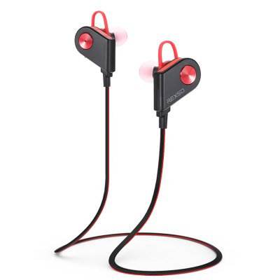 ELEPHONE Rexso Listen 1 Wireless Sports HeadphonesEarbud Headphones<br>ELEPHONE Rexso Listen 1 Wireless Sports Headphones<br><br>Application: For iPod, Mobile phone, Running, Sport<br>Battery Capacity(mAh): Built-in 100mAh Li-ion Battery<br>Bluetooth: Yes<br>Bluetooth distance: W/O obstacles 10m<br>Bluetooth protocol: A2DP,AVRCP,HFP,HSP<br>Bluetooth Version: V4.1<br>Brand: REXSO<br>Cable Length (m): 0.6m<br>Charging Time.: 1.5H<br>Compatible with: iPhone<br>Connecting interface: Micro USB<br>Connectivity: Wireless<br>Frequency response: 20~20KHz<br>Function: Bluetooth, Answering Phone, Microphone, Multi connection function, Song Switching, Voice control<br>Impedance: 18ohms<br>Language: No<br>Material: Plastic<br>Model: Listen 1<br>Music Time: 4H<br>Package Contents: 1 x Headphones, 1 x English Manual,1 x Micro USB Cable, 2 x Pair of Standby Erabud Tips, 1 x Pair of Standby Ear Hooks<br>Package size (L x W x H): 13.00 x 9.00 x 4.50 cm / 5.12 x 3.54 x 1.77 inches<br>Package weight: 0.1460 kg<br>Product weight: 0.0160 kg<br>Sensitivity: 95dB<br>Standby time: More than 90H<br>Talk time: 5H<br>Wearing type: In-ear with ear hook