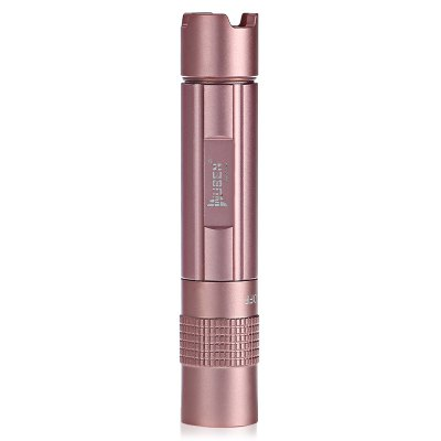WUBEN E501 CREE XP - G2 LED Flashlight with Mini BuckleLED Flashlights<br>WUBEN E501 CREE XP - G2 LED Flashlight with Mini Buckle<br><br>Battery Included or Not: Yes<br>Battery Quantity: 1<br>Battery Type: 10440<br>Body Material: Aluminium Alloy<br>Brand: WUBEN<br>Color Temperature: 6500 - 7000K<br>Emitters: Cree XP-G2<br>Feature: Underwater, Portable, Power Indicator, Rechargeable, Waterproof<br>Flashlight size: Mini<br>Flashlight Type: Handheld,Safety,Security<br>Function: Fishing, Work, Walking, Seeking Survival, Search, Rescue, Night Riding, Hunting, Household Use, Hiking, Exploring, Emergency, EDC, Camping<br>High Mode: 1.3 hours<br>LED Lifespan: 50000 hours<br>Light color: Cool White<br>Low Mode: 11.5 hours<br>Luminous Flux: 150LM<br>Package Contents: 1 x LED Flashlight, 1 x Mini Buckle, 1 x 10440 Lithium-ion Battery, 2 x O-ring, 1 x USB Cable<br>Package size (L x W x H): 21.70 x 9.50 x 2.50 cm / 8.54 x 3.74 x 0.98 inches<br>Package weight: 0.1000 kg<br>Power: 5W<br>Power Source: USB<br>Product size (L x W x H): 7.80 x 1.90 x 1.90 cm / 3.07 x 0.75 x 0.75 inches<br>Product weight: 0.0180 kg<br>Rechargeable: Yes<br>Waterproof Standard: IPX-8 Standard Waterproof (Underwater 2m)