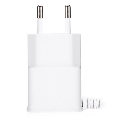 Travel Power Adapter DockChargers &amp; Cables<br>Travel Power Adapter Dock<br><br>Cable Length (cm): 90cm<br>Input: 100 - 240V, 50 / 60Hz, 0.35A<br>Interface Type: Micro USB<br>Material ( Cable&amp;Adapter): ABS, PVC<br>Output: 5V 2A<br>Package Contents: 1 x Travel Charger<br>Package size (L x W x H): 16.00 x 11.50 x 3.10 cm / 6.3 x 4.53 x 1.22 inches<br>Package weight: 0.0660 kg<br>Plug: EU plug<br>Product size (L x W x H): 7.00 x 3.60 x 2.10 cm / 2.76 x 1.42 x 0.83 inches<br>Product weight: 0.0450 kg<br>Type: Adapters