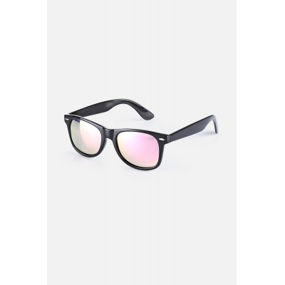 Fashion Polarized Sunglasses with PC Lens Resin Frame