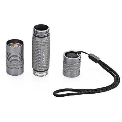 Convoy S2 LED FlashlightLED Flashlights<br>Convoy S2 LED Flashlight<br><br>Battery Included or Not: No<br>Battery Quantity: 1<br>Battery Type: 18650<br>Body Material: Aluminium Alloy<br>Brand: Convoy<br>Color Temperature: 4500 - 4700K<br>Emitters: Cree XP-L HI<br>Emitters Quantity: 1<br>Feature: Adjustable brightness<br>Flashlight size: EDC<br>Flashlight Type: Handheld<br>Function: EDC, Exploring, Emergency<br>Light color: Natural White<br>Light mode: Two Kind of Mode ( 1. Three modes: low - mid - high,  2. Five modes: low,  mid,  high,  strobe,  SOS )<br>Mode Memory: Yes<br>Model: S2<br>Package Contents: 1 x Flashlight<br>Package size (L x W x H): 4.00 x 4.00 x 14.00 cm / 1.57 x 1.57 x 5.51 inches<br>Package weight: 0.1200 kg<br>Product size (L x W x H): 2.40 x 2.40 x 11.80 cm / 0.94 x 0.94 x 4.65 inches<br>Product weight: 0.0760 kg<br>Switch Location: Tail Cap