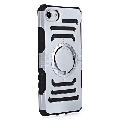 Armband Phone Case for iPhone 7iPhone Cases/Covers<br>Armband Phone Case for iPhone 7<br><br>Color: Silver<br>Compatible for Apple: iPhone 7<br>Features: Anti-knock, Back Cover, Bumper Frame, Sports and Outdoors, Sports Case<br>Material: PC, TPU<br>Package Contents: 1 x Phone Case, 1 x Armband<br>Package size (L x W x H): 23.00 x 16.00 x 4.00 cm / 9.06 x 6.3 x 1.57 inches<br>Package weight: 0.1180 kg<br>Product size (L x W x H): 14.40 x 7.40 x 1.10 cm / 5.67 x 2.91 x 0.43 inches<br>Product weight: 0.0940 kg<br>Style: Modern, Pattern, Contrast Color