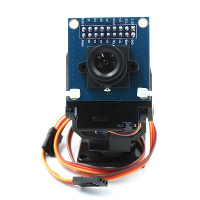 YT - 0002 2-axis FPV Camera Cradle Head with OV7670 Camera