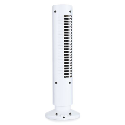 USB Bladeless 2-speed Tower FanOther Home Improvement<br>USB Bladeless 2-speed Tower Fan<br><br>Color: White<br>Connection: USB<br>Features: Bladeless, Portable, Space-saving<br>Material: ABS<br>Package Contents: 1 x Fan, 1 x USB Cable<br>Package size (L x W x H): 36.00 x 11.80 x 11.30 cm / 14.17 x 4.65 x 4.45 inches<br>Package weight: 0.4280 kg<br>Product size (L x W x H): 33.00 x 10.50 x 10.50 cm / 12.99 x 4.13 x 4.13 inches<br>Product weight: 0.2770 kg<br>Speed Setting: 2 speeds<br>Type: Mini Fans, Cooling Fans<br>Voltage: 5V<br>Wattage: 2.5W