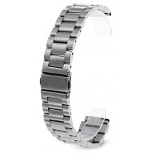 Stainless Steel Smartwatch Band for Samsung Gear S3