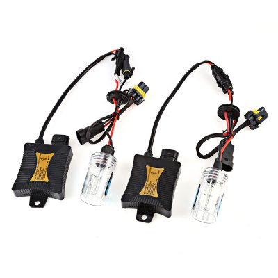 9005 Xenon Car Light HID BallastCar Lights<br>9005 Xenon Car Light HID Ballast<br><br>Adaptable automobile mode: Universal<br>Color temperatures: 8000K<br>Connector: 9005<br>Lumens: 2300 - 2700LM<br>Package Contents: 2 x Xenon Lamp ( with 440mm cable ), 2 x Ballast, 1 x English User Manual<br>Package size (L x W x H): 21.60 x 17.60 x 7.00 cm / 8.5 x 6.93 x 2.76 inches<br>Package weight: 0.4450 kg<br>Product weight: 0.2600 kg<br>Type: Head Lamp<br>Type of lamp-house : Xenon