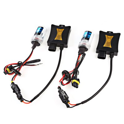 H11 55W Xenon Head Light HID Ballast KitCar Lights<br>H11 55W Xenon Head Light HID Ballast Kit<br><br>Adaptable automobile mode: Universal<br>Color temperatures: 8000K<br>Connector: H11<br>Lumens: 2300 - 2700LM<br>Package Contents: 2 x Xenon Lamp ( with 440mm cable ), 2 x Ballast, 1 x English User Manual<br>Package size (L x W x H): 22.00 x 17.50 x 7.00 cm / 8.66 x 6.89 x 2.76 inches<br>Package weight: 0.4340 kg<br>Power: 55W<br>Product weight: 0.2600 kg<br>Type of lamp-house : Xenon