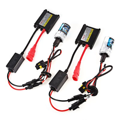 H7 55W Xenon Car Lamp HID KitCar Lights<br>H7 55W Xenon Car Lamp HID Kit<br><br>Adaptable automobile mode: Universal<br>Color temperatures: 6000K<br>Connector: H7<br>Lumens: 2400 - 2800LM<br>Package Contents: 2 x Xenon Lamp, 2 x Ballast, 1 x English User Manual<br>Package size (L x W x H): 22.20 x 17.50 x 7.00 cm / 8.74 x 6.89 x 2.76 inches<br>Package weight: 0.6110 kg<br>Power: 55W<br>Type: Head Lamp<br>Type of lamp-house : Xenon<br>Voltage: 12V/DC