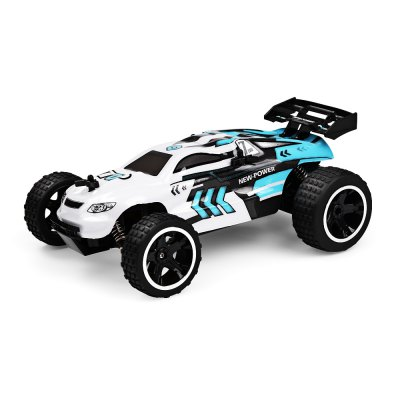 RUI CHUANG QY1802A 1:18 RWD RC Car - RTRRC Cars<br>RUI CHUANG QY1802A 1:18 RWD RC Car - RTR<br><br>Age: Above 8 years old<br>Brand: RUI CHUANG<br>Car Power: 4 x 1.5V AA battery (not included)<br>Channel: 4-Channels<br>Detailed Control Distance: 50~60m<br>Drive Type: RWD ( rear-wheel drive )<br>Features: Radio Control<br>Material: Electronic Components, PVC, TPR, ABS<br>Motor Type: Brushed Motor<br>Package Contents: 1 x RC Car, 1 x Transmitter, 1 x English Manual<br>Package size (L x W x H): 29.50 x 18.50 x 16.00 cm / 11.61 x 7.28 x 6.3 inches<br>Package weight: 0.6500 kg<br>Product size (L x W x H): 22.00 x 14.00 x 9.00 cm / 8.66 x 5.51 x 3.54 inches<br>Product weight: 0.4750 kg<br>Proportion: 1:18<br>Racing Time: 10-12mins<br>Remote Control: 2.4GHz Wireless Remote Control<br>Speed: 18km/h ( maximum )<br>Transmitter Power: 2 x 1.5V AA battery (not included)<br>Type: High-speed Car
