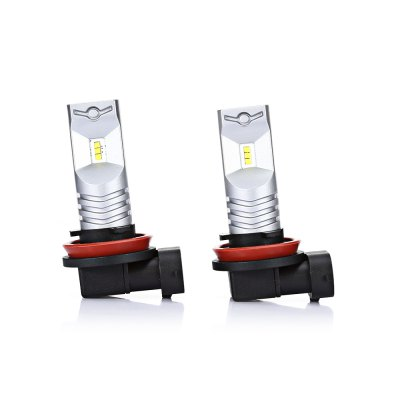 2PCS CSP - 6SMD H9 6 CSP1919 LED Fog Light Car LampCar Lights<br>2PCS CSP - 6SMD H9 6 CSP1919 LED Fog Light Car Lamp<br><br>Apply lamp position : External Lights<br>Apply To Car Brand: Universal<br>Color temperatures: 6500K<br>Connector: H9<br>Emitting color: White<br>LED/Bulb quantity: 6<br>Lumens: 480LM<br>Material: Aluminium<br>Model: CSP - 6SMD<br>Package Contents: 2 x Car Lamp<br>Package size (L x W x H): 13.00 x 11.00 x 6.00 cm / 5.12 x 4.33 x 2.36 inches<br>Package weight: 0.1030 kg<br>Product weight: 0.0510 kg<br>Type: Headlights, Fog Lights<br>Type of lamp-house : LED<br>Voltage: 12V-24V