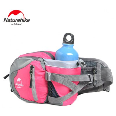 Naturehike Unisext 3L Wasit Bag Water Bottle Holder for Cycling / Climbing / Hiking