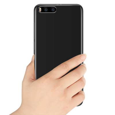 Luanke TPU Soft Case for Xiaomi Mi 6Cases &amp; Leather<br>Luanke TPU Soft Case for Xiaomi Mi 6<br><br>Brand: Luanke<br>Compatible Model: Mi 6<br>Features: Anti-knock, Back Cover<br>Mainly Compatible with: Xiaomi<br>Material: TPU<br>Package Contents: 1 x Phone Case<br>Package size (L x W x H): 21.00 x 13.00 x 1.80 cm / 8.27 x 5.12 x 0.71 inches<br>Package weight: 0.0360 kg<br>Product Size(L x W x H): 14.80 x 7.50 x 0.80 cm / 5.83 x 2.95 x 0.31 inches<br>Product weight: 0.0130 kg<br>Style: Transparent