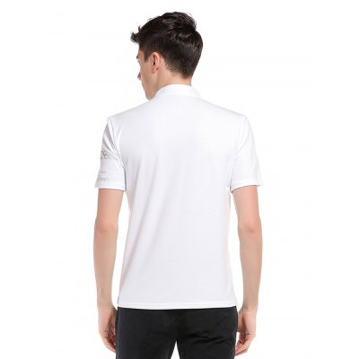 WHATLEES Print Stand V-neck Collar Short Sleeve ShirtMens Short Sleeve Tees<br>WHATLEES Print Stand V-neck Collar Short Sleeve Shirt<br><br>Brand: WHATLEES<br>Material: Cotton<br>Neckline: V-Neck<br>Package Content: 1 x WHATLEES Print Stand V-neck Collar Short Sleeve Shirt<br>Package size: 40.00 x 30.00 x 2.00 cm / 15.75 x 11.81 x 0.79 inches<br>Package weight: 0.3300 kg<br>Product weight: 0.2500 kg<br>Season: Summer<br>Size: L,M,S,XL,XXL<br>Sleeve Length: Short Sleeves<br>Style: Fashion