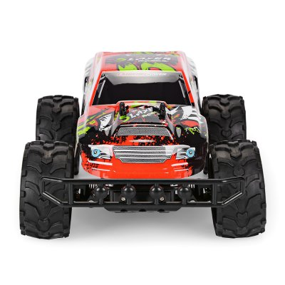 RUI CHUANG QY1842A 1:12 Brushed Off-road RC Car - RTRRC Cars<br>RUI CHUANG QY1842A 1:12 Brushed Off-road RC Car - RTR<br><br>Age: Above 8 years old<br>Car Power: 5 x 1.5V AA battery ( not included )<br>Channel: 4-Channels<br>Detailed Control Distance: About 50m<br>Drive Type: RWD ( rear-wheel drive )<br>Features: Radio Control<br>Material: Electronic Components, PVC, TPR, ABS<br>Motor Type: Brushed Motor<br>Package Contents: 1 x RC Car, 1 x Transmitter, 1 x English Manual<br>Package size (L x W x H): 45.50 x 28.00 x 21.00 cm / 17.91 x 11.02 x 8.27 inches<br>Package weight: 1.6050 kg<br>Product size (L x W x H): 33.50 x 23.00 x 13.50 cm / 13.19 x 9.06 x 5.31 inches<br>Product weight: 0.9500 kg<br>Proportion: 1:12<br>Racing Time: 10-12mins<br>Remote Control: 2.4GHz Wireless Remote Control<br>Speed: 18km/h ( maximum )<br>Transmitter Power: 1 x 9V battery ( not included )<br>Type: Off-Road Car
