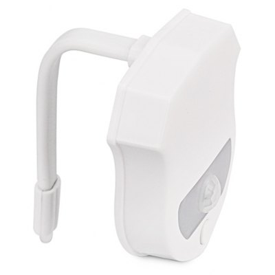 AAA PIR Sensor RGB LED Toilet Light for Bathroom