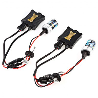H7 55W HID Xenon LED Headlight Conversion Kit