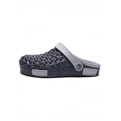 Hollow Out Breathable Slippers Beach Shoes for MenMens Slippers<br>Hollow Out Breathable Slippers Beach Shoes for Men<br><br>Contents: 1 x Pair of Slippers<br>Materials: PVC<br>Occasion: Casual<br>Package Size ( L x W x H ): 33.00 x 22.00 x 11.00 cm / 12.99 x 8.66 x 4.33 inches<br>Package Weights: 0.32kg<br>Seasons: Summer<br>Style: Leisure<br>Type: Slippers