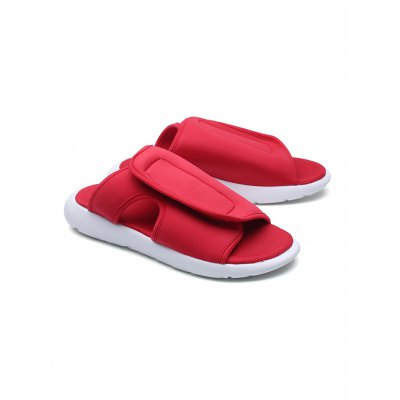 Nylon Loop Summer Breathable Men Casual SlippersMens Slippers<br>Nylon Loop Summer Breathable Men Casual Slippers<br><br>Contents: 1 x Pair of Shoes<br>Materials: PU<br>Occasion: Casual<br>Package Size ( L x W x H ): 31.00 x 18.50 x 11.00 cm / 12.2 x 7.28 x 4.33 inches<br>Package Weights: 0.500<br>Seasons: Autumn,Spring,Summer<br>Style: Leisure, Fashion, Comfortable<br>Type: Slippers