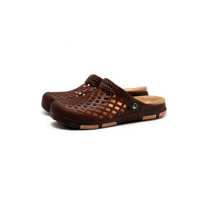 Hollow Out Breathable Beach Sandals for MenMens Slippers<br>Hollow Out Breathable Beach Sandals for Men<br><br>Contents: 1 x Pair of Sandals<br>Materials: EVA<br>Occasion: Casual<br>Package Size ( L x W x H ): 33.00 x 22.00 x 11.00 cm / 12.99 x 8.66 x 4.33 inches<br>Package Weights: 0.32kg<br>Seasons: Summer<br>Style: Leisure<br>Type: Sandals