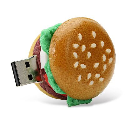 Caraele Hamburger Shape USB 2.0 Data Storage DeviceUSB Flash Drives<br>Caraele Hamburger Shape USB 2.0 Data Storage Device<br><br>Available Capacity: 64G<br>Brand: Caraele<br>Flash Memory Type: MLC<br>Interface: USB 2.0<br>Max. Read Speed: 20MB/s<br>Max. Write Speed: 10MB/s<br>Package Contents: 1 x USB 2.0 Flash Drive<br>Package size (L x W x H): 5.00 x 6.00 x 5.00 cm / 1.97 x 2.36 x 1.97 inches<br>Package weight: 0.0500 kg<br>Product size (L x W x H): 4.00 x 5.00 x 4.00 cm / 1.57 x 1.97 x 1.57 inches<br>Product weight: 0.0300 kg<br>Style: Classic<br>Type: USB Stick<br>U Flash Disk Format: FAT32