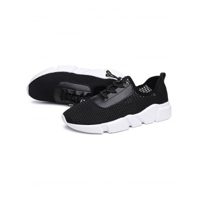Mesh Hollow-out Breathable Sports Shoes for WomenWomens Sneakers<br>Mesh Hollow-out Breathable Sports Shoes for Women<br><br>Contents: 1 x Pair of Shoes<br>Materials: Mesh, PU<br>Occasion: Casual<br>Package Size ( L x W x H ): 33.00 x 22.00 x 11.00 cm / 12.99 x 8.66 x 4.33 inches<br>Package Weights: 0.63kg<br>Seasons: Summer<br>Style: Leisure<br>Type: Casual Shoes