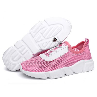 Mesh Hollow-out Breathable Sports Shoes for Women