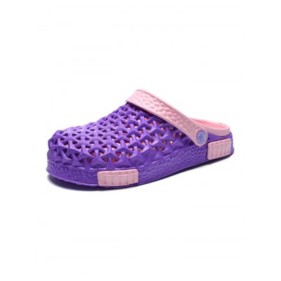 Female Breathable PVC Beach SandalsWomens Sandals<br>Female Breathable PVC Beach Sandals<br><br>Contents: 1 x Pair of Slippers<br>Materials: PVC<br>Occasion: Casual<br>Package Size ( L x W x H ): 33.00 x 22.00 x 11.00 cm / 12.99 x 8.66 x 4.33 inches<br>Package Weights: 0.32kg<br>Seasons: Summer<br>Style: Leisure<br>Type: Slippers