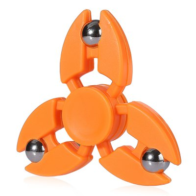Tri-bar Steel Ball Crab Claws Fidget Spinner ADHD Focus ToyFidget Spinners<br>Tri-bar Steel Ball Crab Claws Fidget Spinner ADHD Focus Toy<br><br>Center Bearing Material: Stainless Steel Bearing<br>Frame material: ABS<br>Package Contents: 1 x Fidget Spinner<br>Package size (L x W x H): 10.00 x 10.00 x 2.70 cm / 3.94 x 3.94 x 1.06 inches<br>Package weight: 0.0800 kg<br>Product size (L x W x H): 8.00 x 8.00 x 1.60 cm / 3.15 x 3.15 x 0.63 inches<br>Product weight: 0.0380 kg<br>Swing Numbers: Tri-Bar<br>Type: Triple Blade, Steel Ball