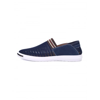 Comfy Mesh Low-top Sneaker for MenCasual Shoes<br>Comfy Mesh Low-top Sneaker for Men<br><br>Contents: 1 x Pair of Shoes<br>Materials: Mesh, Rubber<br>Occasion: Casual, Daily<br>Package Size ( L x W x H ): 33.00 x 22.00 x 11.00 cm / 12.99 x 8.66 x 4.33 inches<br>Package Weights: 0.77kg<br>Seasons: Summer<br>Style: Comfortable<br>Type: Casual Shoes