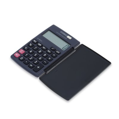 CASIO LC - 401LV Electronic Desktop CalculatorSchool Supplies<br>CASIO LC - 401LV Electronic Desktop Calculator<br><br>Brand: Casio<br>Features: Electronic<br>Model: LC - 401LV<br>Package Contents: 1 x CASIO LC - 401LV Calculator<br>Package size (L x W x H): 19.50 x 10.00 x 2.20 cm / 7.68 x 3.94 x 0.87 inches<br>Package weight: 0.1180 kg<br>Product size (L x W x H): 12.00 x 7.30 x 1.20 cm / 4.72 x 2.87 x 0.47 inches<br>Product weight: 0.0740 kg