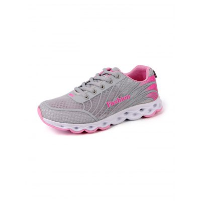 Summer Mesh Ladies Breathable ShoesWomens Sneakers<br>Summer Mesh Ladies Breathable Shoes<br><br>Contents: 1 x Pair of Shoes<br>Materials: MD, Mesh, Rubber<br>Occasion: Casual<br>Package Size ( L x W x H ): 33.00 x 22.00 x 11.00 cm / 12.99 x 8.66 x 4.33 inches<br>Package Weights: 0.68kg<br>Seasons: Spring,Summer<br>Style: Leisure, Comfortable<br>Type: Casual Shoes