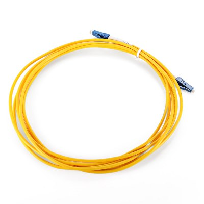 3M LC - SC SM Duplex Fiber Optic Patch CableNetworking Accessories<br>3M LC - SC SM Duplex Fiber Optic Patch Cable<br><br>Interface: LC-LC<br>Package size: 20.00 x 17.00 x 4.00 cm / 7.87 x 6.69 x 1.57 inches<br>Package weight: 0.0500 kg<br>Packing List: 1 x Optical Fiber Cable<br>Product size: 300.00 x 0.40 x 0.50 cm / 118.11 x 0.16 x 0.2 inches<br>Product weight: 0.0310 kg<br>Type: Optical Fiber Cable