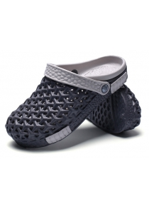 Hollow Out Breathable Slippers Beach Shoes for Men