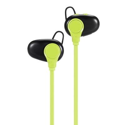L3 Wireless Bluetooth 4.1 In-ear Sports EarphonesEarbud Headphones<br>L3 Wireless Bluetooth 4.1 In-ear Sports Earphones<br><br>Application: Computer, Sport, Mobile phone, For iPod<br>Compatible with: iPhone<br>Connectivity: Wireless<br>Function: Bluetooth, Voice Prompt, Voice control, Song Switching, Noise Cancelling, Microphone<br>Impedance: 32ohms<br>Language: No<br>Material: ABS<br>Package Contents: 1 x Earphones, 4 x Earbud Tip, 2 x Hook, 1 x USB Cable, 1 x English User Manual<br>Package size (L x W x H): 9.50 x 7.20 x 3.50 cm / 3.74 x 2.83 x 1.38 inches<br>Package weight: 0.0650 kg<br>Product weight: 0.0170 kg
