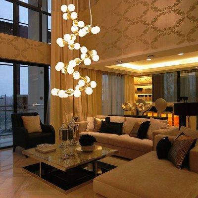 ZG9040 G4 x 48 Pendant Light AC 110 - 120VPendant Light<br>ZG9040 G4 x 48 Pendant Light AC 110 - 120V<br><br>Bulb Base Type: G4<br>Bulb Included: No<br>Function: Commercial Lighting, Home Lighting<br>Package Contents: 1 x Chandelier<br>Package size (L x W x H): 109.00 x 48.00 x 58.00 cm / 42.91 x 18.9 x 22.83 inches<br>Package weight: 9.4500 kg<br>Product size (L x W x H): 53.00 x 53.00 x 110.00 cm / 20.87 x 20.87 x 43.31 inches<br>Product weight: 8.1000 kg<br>Sheathing Material: PPC<br>Style: Trendy<br>Total Emitters: 48<br>Type: Chandeliers<br>Voltage (V): AC 110-120V
