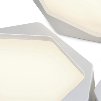 BRELONG LED Stepless Dimming Ceiling Light Stone ShapeFlush Ceiling Lights<br>BRELONG LED Stepless Dimming Ceiling Light Stone Shape<br><br>Brand: BRELONG<br>Illumination Field: 8 - 12 Square Meter<br>Luminous Flux: 1200<br>Optional Light Color: Warm White + White<br>Package Contents: 1 x BRELONG Ceiling Light, 1 x Remote Control<br>Package size (L x W x H): 35.00 x 35.00 x 15.00 cm / 13.78 x 13.78 x 5.91 inches<br>Package weight: 1.5000 kg<br>Product size (L x W x H): 38.00 x 28.50 x 8.50 cm / 14.96 x 11.22 x 3.35 inches<br>Product weight: 1.1300 kg<br>Sheathing Material: Metal<br>Type: Ceiling Lights<br>Voltage (V): 180-240V