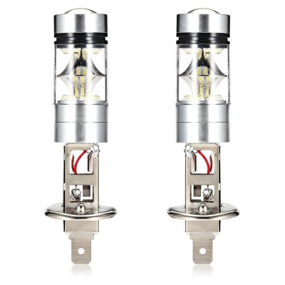XP2828 - 20SMD H1 Car LED Fog Light - 2PCS