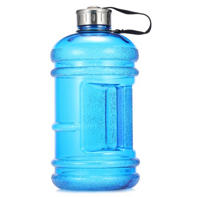 CTSmart Creative Water Dispenser Leakproof 2.2L BottleOther Camping Gadgets<br>CTSmart Creative Water Dispenser Leakproof 2.2L Bottle<br><br>Brand: CTSmart<br>Capacity: 2.2L<br>Package Contents: 1 x CTSmart Water Bottle<br>Package size (L x W x H): 28.00 x 14.00 x 14.00 cm / 11.02 x 5.51 x 5.51 inches<br>Package weight: 0.2050 kg<br>Product size (L x W x H): 27.00 x 13.00 x 13.00 cm / 10.63 x 5.12 x 5.12 inches<br>Product weight: 0.1680 kg